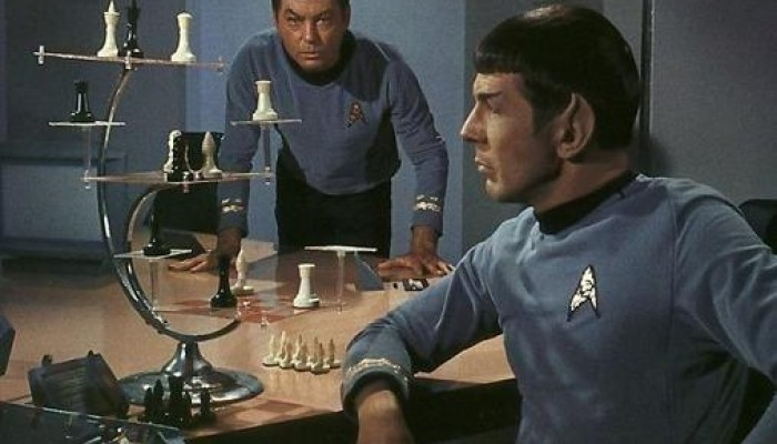 Bones Regards Spock, The Ultimate OWI Practitioner